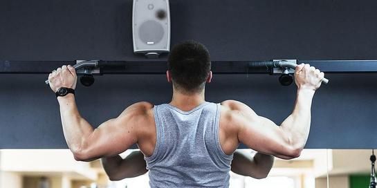 Olahraga berlebihan bisa mengakibatkan penumpukan asam laktat.