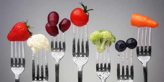 Antioksidan alami umumnya terkandung dalam berbagai buah dan sayuran