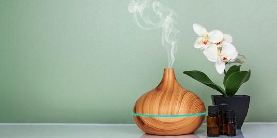 Aromaterapi adalah penanganan pemulihan untuk medis dan psikologis menggunakan minyak atsiri