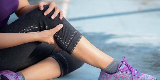 DOMS sering terjadi pada orang yang pertama kali berolahraga setelah sekian lama