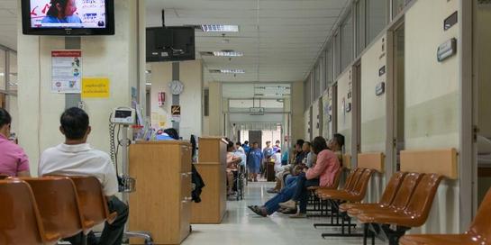 Etika ruang tunggu rumah sakit