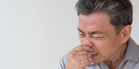 Rhinitis vasomotor adalah peradangan membran hidung yang tidak disebabkan oleh alergi