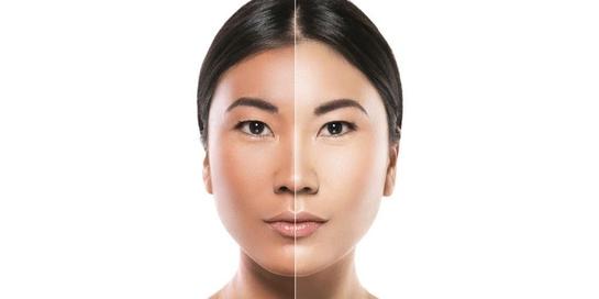 Tingginya pigmen melanin pada orang dengan kulit sawo matang membuat perlindungan dari sinar UV lebih banyak