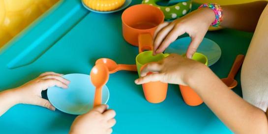 Permainan masak-masakan memiliki manfaat bagi anak