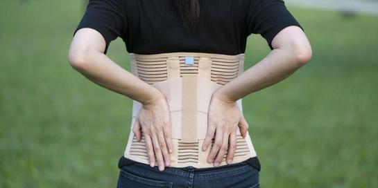 Korset lumbal dipercaya bisa atasi masalah nyeri punggung bawah
