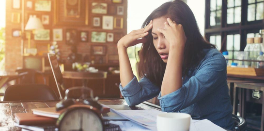 Pemicu stres atau stressor ada banyak jenisnya