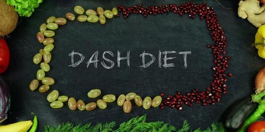 Diet DASH bisa bantu turunkan kolesterol dan risiko kanker