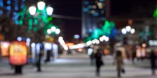 Rabun senja menyebabkan penderitanya kesulitan melihat saat malam hari