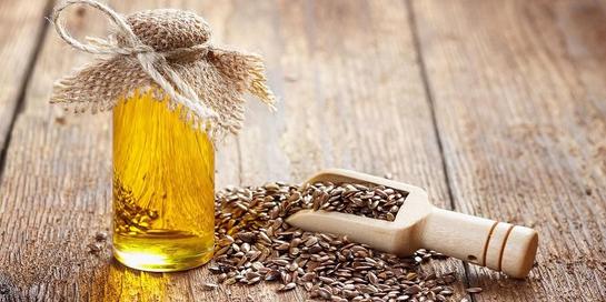 Minyak biji remi (flaxseed oil) baik untuk kesehatan