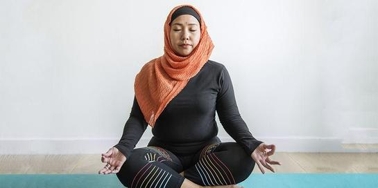 Meditasi bisa menjadi salah satu cara untuk mengatasi rasa gelisah dan cemas