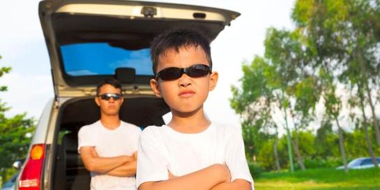 Oedipus complex adalah konsep yang menyatakan ada fase dimana anak laki-laki melihat ayahnya sebagai kompetitor