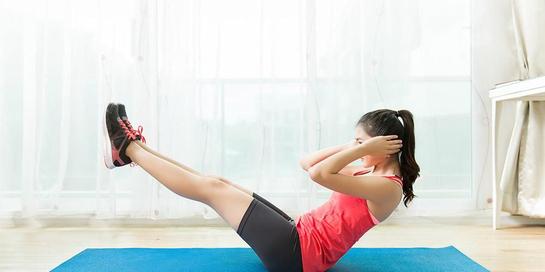 Olahraga saat puasa ada banyak jenisnya, mulai dari push up hingga joging.