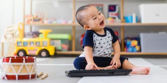 Bisa mengenali musik merupakan salah satu kemampuan kognitif anak