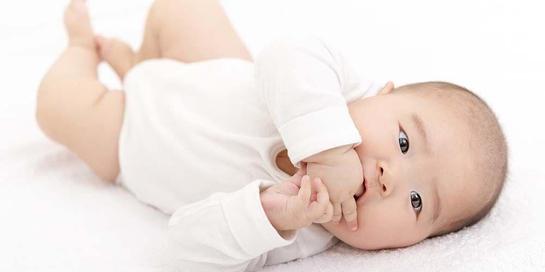 Penyakit CIPA membuat bayi jadi mati rasa dan tidak bisa berkeringat