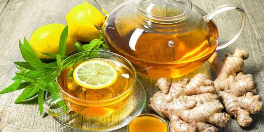 Rebusan jahe dapat menjadi minuman herbal yang menyehatkan tubuh