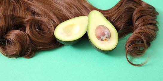 Manfaat alpukat untuk rambut termasuk melembapkan dan melembutkannya