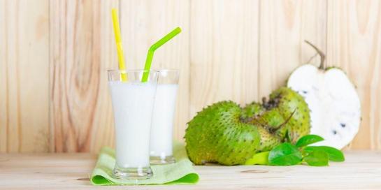 Manfaat jus sirsak untuk kesehatan