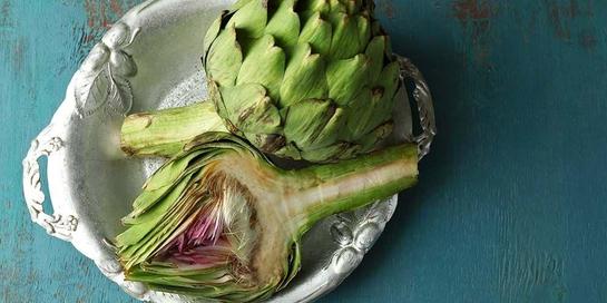 Bunga artichoke merupakan salah satu makanan pelancar BAB alami