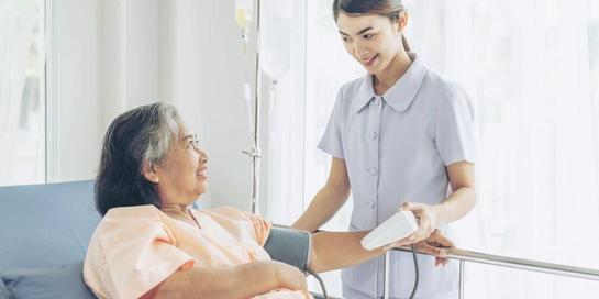 Risiko hipertensi pada lansia cukup berbahaya