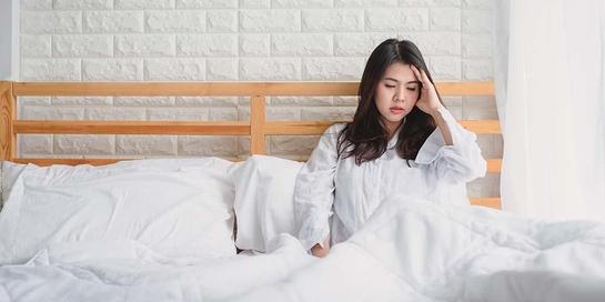 Kenali penyebab bangun tidur pusing yang mungkin Anda alami