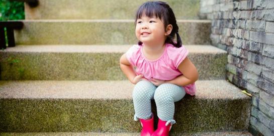 Sakit perut merupakan salah satu gejala GERD pada anak