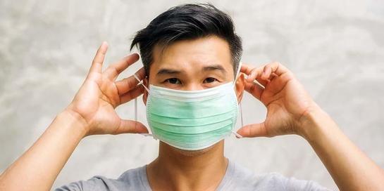 Panduan cara pakai masker yang benar yang dianjurkan