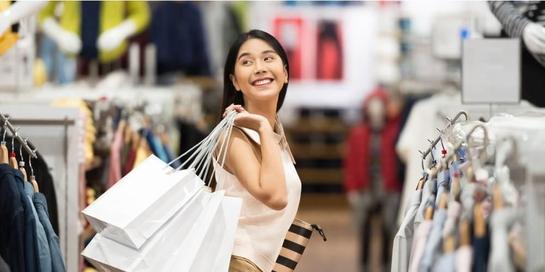 Berbelanja berlebihan bisa menjadi tanda perilaku impulsif