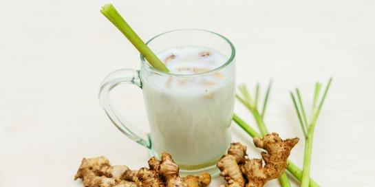 Susu jahe punya banyak manfaat yang jarang diketahui banyak orang