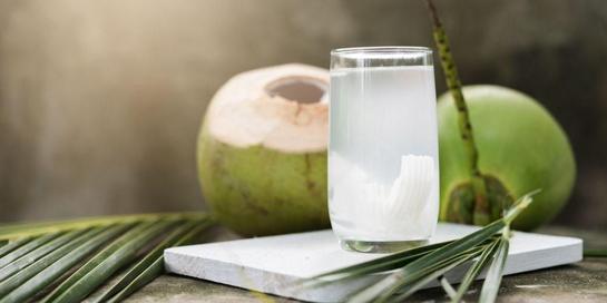 Es kelapa muda membawa banyak manfaat yang baik bagi kesehatan