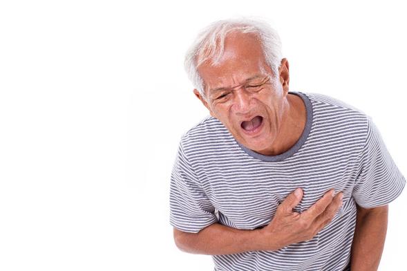 Serangan jantung dapat dicegah oleh atenolol dengan memblok respon ke stimulasi beta-adrenergik