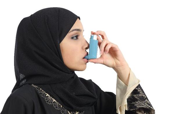 Budesonide digunakan untuk membantu meringankan gejala asma, seperti mengi dan sesak napas
