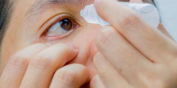 Benzalkonium chloride merupakan merupakan obat antiseptik untuk mengobati infeksi kulit dan iritasi pada mata