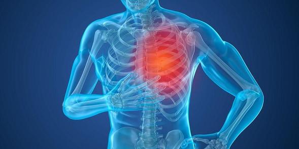Isosorbide dinitrate digunakan untuk mengatasi serangan nyeri dada pada pasien penyakit jantung
