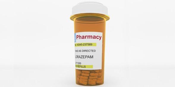 Lorazepam termasuk ke dalam golongan obat keras dan hanya boleh digunakan dengan resep dokter