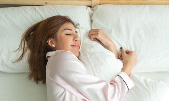 Temazepam menghasilkan efek menenangkan pada sistem saraf