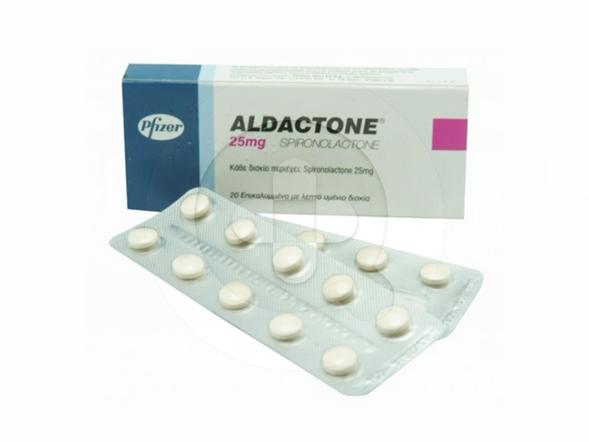 Aldactone tablet adalah obat untuk menurunkan tekanan darah tinggi.
