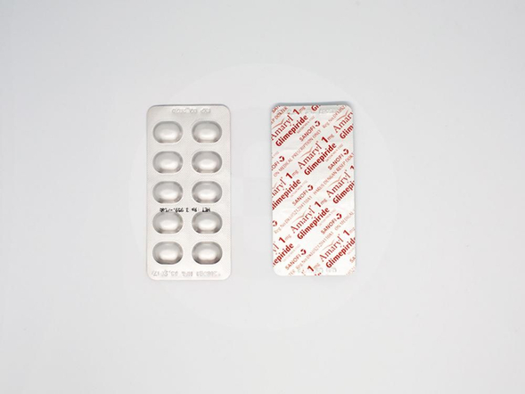 Amaryl 1 mg dapat mengontrol kadar gula darah