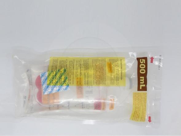 Aminoleban Infus 500 ml berguna untuk pengobatan ensefalopati hati pada pasien dengan penyakit hati kronis