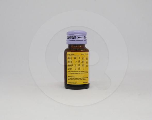 Apialys drop adalah suplemen makan untuk memenuhi kebutuhan vitamin pada anak