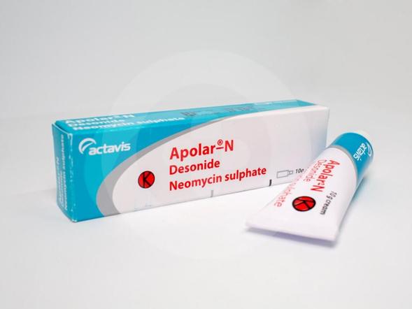 Apolar-N krim adalah obat untuk mengatasi berbagai penyakit kulit