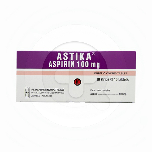 Astika tablet adalah obat untuk mengatasi nyeri ringan hingga sedang, demam, dan peradangan.