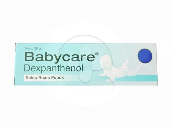 Babycare salep merupakan salep yang digunakan untuk mengobati ruam popok pada bayi.