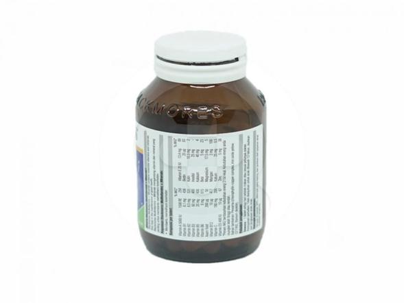 Blackmores Multivitamin+Minerals digunakan untuk memelihara kesehatan.