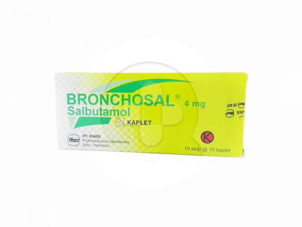 Bronchosal kaplet adalah obat untuk mengatasi gangguan pada sistem pernapasan seperti asma dan penyakit paru obstruktif kronik (PPOK).