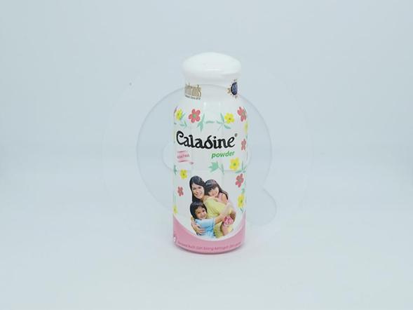 Caladine  Bedak Activ Fresh 100 g untuk membantu mengurangi gatal-gatal karena biang keringat.