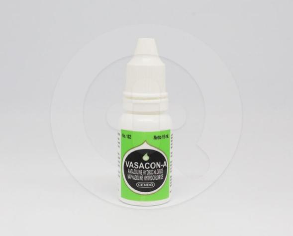 Cendo Vasacon-A tetes mata adalah obat untuk meredakan gejala alergi pada mata, seperti gatal dan mata merah