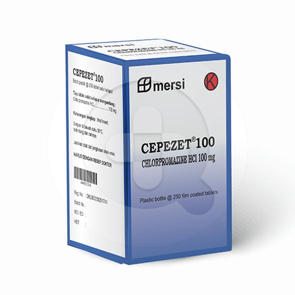Cepezet tablet adalah obat untuk mengatasi gangguan mental atau mood serta gangguan perilaku.