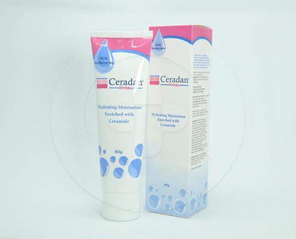 Ceradan Hydra krim menjadi solusi untuk melembabkan kulit kering