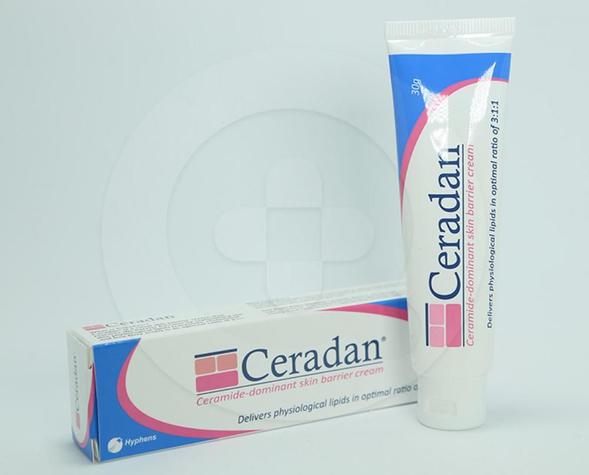 Ceradan krim adalah jenis obat luar untuk mengatasi kulit kering dan menjaga kelembapan kulit