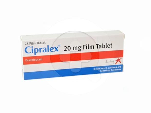 Cipralex tablet adalah obat untuk mengatasi gejala depresi, gangguan kecemasan, dan gangguan panik.